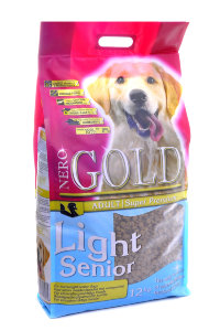 Nero Gold Light and Senior Turkey & Rice 18/8