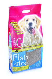 Nero Gold Fish & Rice 24/13