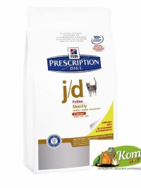 Hills Prescription Diet  j/d Feline Original- Лечение суставов