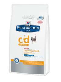 Hills Prescription Diet Feline C/D Multicare Океаническая Рыба