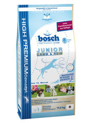 Бош Юниор ягненок с рисом - Bosch Junior Lamb & Rice