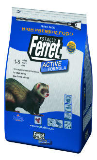 Тоталли Феррет Актив-Totally Ferret Active