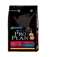 Pro Plan Adult   Large breed Robust  (Курица с рисом)