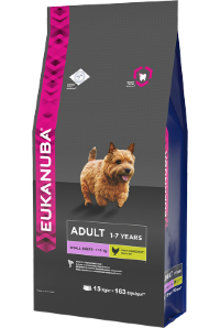 Eukanuba Adult  Small Breed- мелких пород