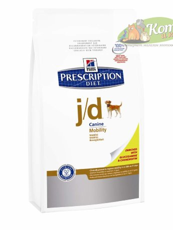 Корм для собак Hills Prescription Diet™ j/d™ Canine Original в Мурманске